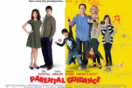 Parental Guidance, Sun. Oct 20, 4pm, Westport Town Hall + Talkback