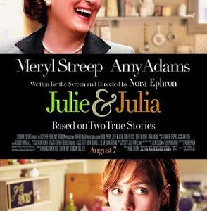 Julie and Julia, Sat Jan 11 2014, 4pm Christ and Holy Trinity Church