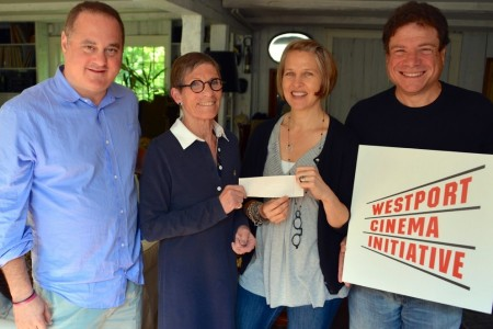 Westport Cinema Initiative Receives $5000 Gift