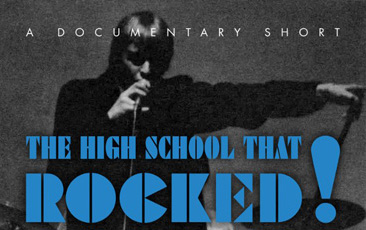The High School That Rocked! Encore, Sat Aug 26 @ 5PM